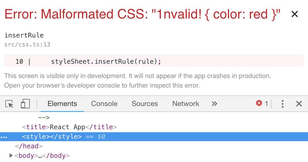 Comprendre le CSS in JS par l'exemple | Putain de code
